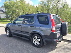 2006 Honda CR-V LX SUV, Crossover with real time 4x4