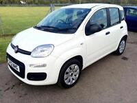 FIAT PANDA POP, White, Manual, Petrol, 2012