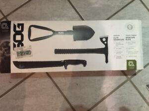3 piece hunting camping set brand new in box $75