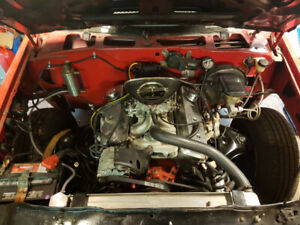 Built 355 Small Block Chevy
