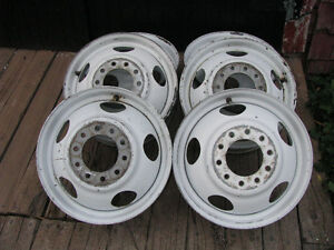 Accuride 19.5 x 6 Rims for sale
