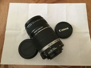 Canon 55-250mm AF and Image Stabilization (New Price)