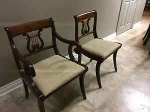 Harp Back Chairs