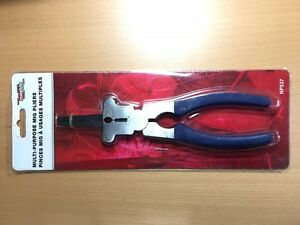 WELD-MATE MIG PLIERS - PINCES MIG A USAGE MULTIPLES