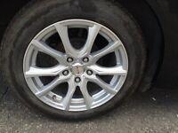 16 inch rtx mags avec nouveau pneu