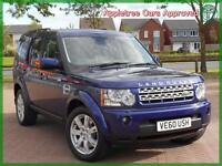 2011 (60) Land Rover Discovery 4 3.0 TDV6 XS Automatic 7 Seater