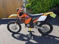 KTM 200 EXC - Road Registered - MOT April 2019