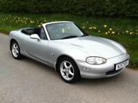 2000 MAZDA MX-5 1.8i S CONVERTIBLE, IMMACULATE CONDITION, AIRCON