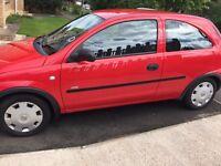 Vauxhall corsa 2006