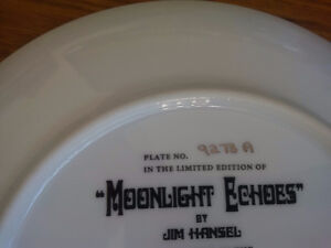 Collector's Dish - Moonlight Echoes Prince George British Columbia image 8