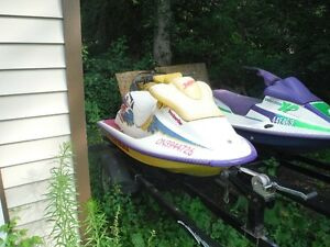 Seadoo xps with trailer