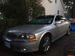 REDUCED!!  2002 Lincoln LS