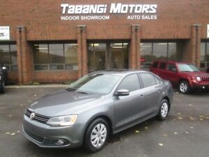 2011 Volkswagen Jetta TDI | HIGHLINE | NO ACCIDENT| LEATHER | SU