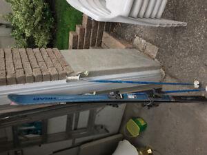 Downhill Ski Equipment