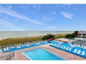 Great 3BR's Clearwater Beach Front Condo, Florida
