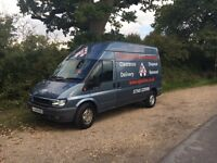 Man and van from £30