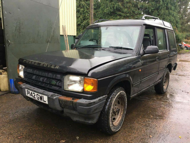 Land Rover Discovery 300 2.5 Tdi SPARES OR REPAIR