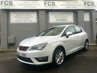 2013 SEAT Ibiza 1.4 TSI FR DSG 5d 148 BHP Semi Auto Hatchback Petrol Automatic