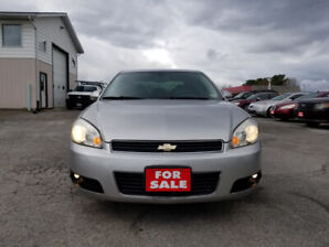 CHEVROLET IMPALA LTZ *** ONLY 92,000 KM *** CERTIFIED $5995