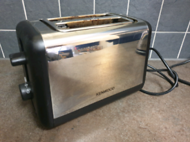 Urgent Need A Quick Sale! Kenwood Silver Toaster
