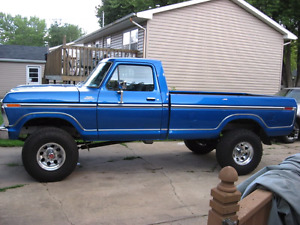 1973-1979 FORD TRUCK PARTS