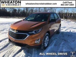 2019 Chevrolet Equinox LS  - Bluetooth -  Heated Seats