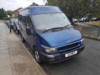 FORD TRANSIT FITTED WITH HIGH PRESSURE KARCHER HDS 100 JET WASH