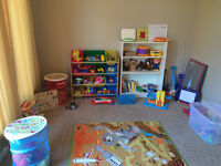 2 spots available for kids 1 - 6 year old - Terwillegar/Magrath