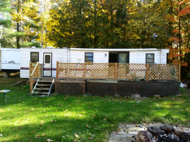 Beautiful 41ft Trailer Kawarthas Travel Trailers