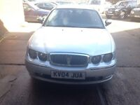 Rover 75 LPG Converted