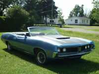 Ford Torino GT Convertible 1971