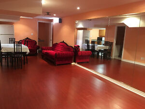 Fully Furnished Basement Condo in Brampton