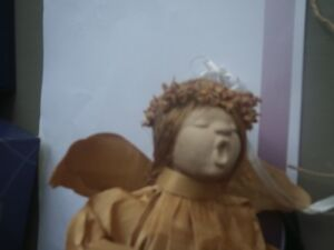 Angel Christmas Decoration excellent condition