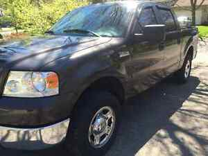 2006 Ford F-150 SuperCrew XLT Pickup Truck REDUCED
