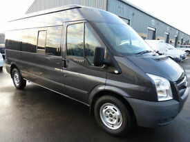 2009 Ford Transit 350 TREND LWB 15 seat Minibus, VERY LOW MILES, SUPERB ALROUND