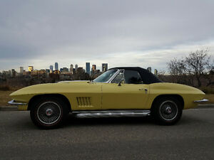 1967 Chevrolet Corvette Conv. 400hp, Restored and Documented!!