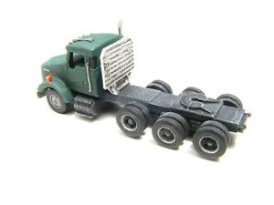 N-Scale-KW-Tri-Axle-Tractor-Truck-for-Model-Railroad-Showcase-Miniatures-60