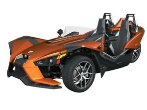 2018 Polaris SLINGSHOT SL ZION ORANGE / 82$/sem