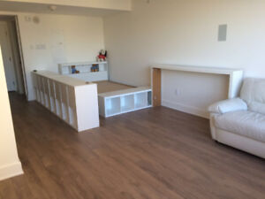 2 1/2 condo for rent in Montreal downtown, all inclusive