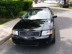 Audi A6 2.7T 2004  Quattro 100 000 KM !!!!