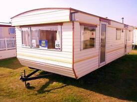 CHEAP FIRST CARAVAN, Steeple Bay, Essex, Kent, Whitstable, Margate, Hastings
