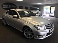 2011 Mercedes-Benz C Class 2.1 C220 CDI BlueEFFICIENCY AMG Sport Edition