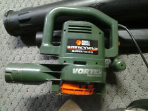 Electric Black & Decker Deluxe Blower/Vac