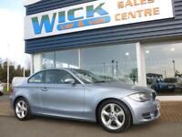 2009 BMW 1 SERIES 120D SE COUPE 2dr *AUTO* Automatic Coupe