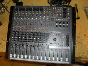 MACKIE CFX12 Mixer W/Digital effects