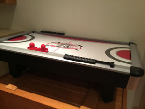 Table Air Hockey (petite)
