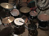 Yamaha Rydeen Drum Kit for sale.