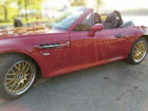 RARE, RARE, RARE!!! BMW z3m Roadster 2001, moteur s54!!!