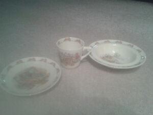 3 Piece Bunnykins Set