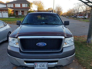 2006 Ford F150 Supercrew 4x4
